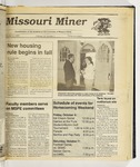 The Missouri Miner, October 04, 1989