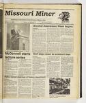 The Missouri Miner, October 11, 1989