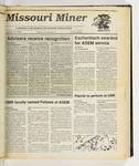 The Missouri Miner, October 18, 1989