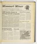 The Missouri Miner, October 25, 1989