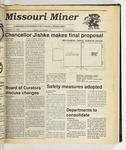 The Missouri Miner, November 08, 1989