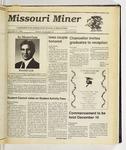The Missouri Miner, December 06, 1989