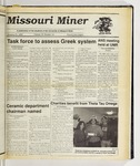 The Missouri Miner, January 31, 1990