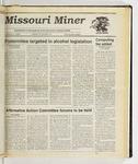 The Missouri Miner, February 07, 1990