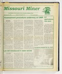 The Missouri Miner, February 28, 1990