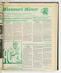 The Missouri Miner, March 07, 1990