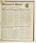 The Missouri Miner, March 28, 1990