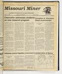 The Missouri Miner, April 11, 1990