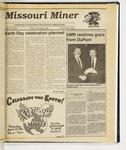 The Missouri Miner, April 18, 1990