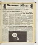 The Missouri Miner, September 26, 1990