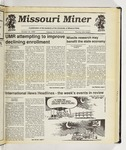 The Missouri Miner, October 10, 1990