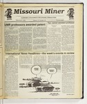 The Missouri Miner, February 06, 1991