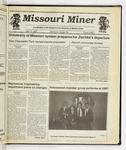 The Missouri Miner, April 10, 1991