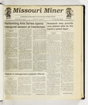 The Missouri Miner, September 04, 1991