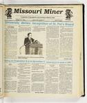 The Missouri Miner, October 30, 1991