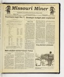 The Missouri Miner, May 06, 1992