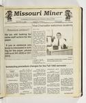 The Missouri Miner, September 03, 1992