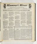 The Missouri Miner, September 09, 1992
