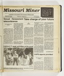 The Missouri Miner, October 28, 1992