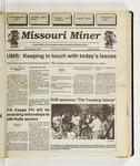 The Missouri Miner, November 04, 1992