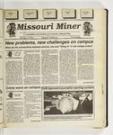 The Missouri Miner, November 18, 1992