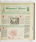 The Missouri Miner, December 09, 1992