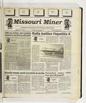 The Missouri Miner, February 03, 1993
