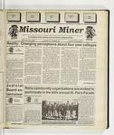 The Missouri Miner, February 17, 1993