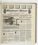The Missouri Miner, February 24, 1993