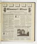 The Missouri Miner, March 17, 1993