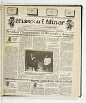 The Missouri Miner, March 24, 1993