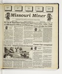 The Missouri Miner, April 07, 1993
