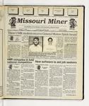 The Missouri Miner, April 21, 1993