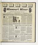 The Missouri Miner, May 05, 1993