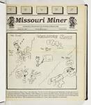 The Missouri Miner, August 25, 1993