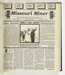 The Missouri Miner, October 06, 1993