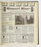 The Missouri Miner, October 27, 1993