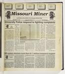The Missouri Miner, November 03, 1993