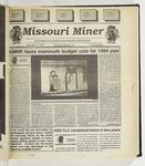 The Missouri Miner, November 17, 1993