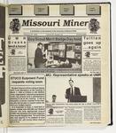 The Missouri Miner, February 23, 1994