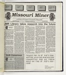 The Missouri Miner, March 23, 1994