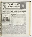 The Missouri Miner, March 30, 1994
