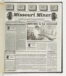 The Missouri Miner, April 27, 1994