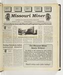 The Missouri Miner, September 21, 1994