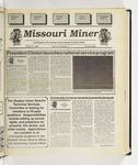 The Missouri Miner, October 05, 1994