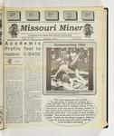 The Missouri Miner, October 12, 1994