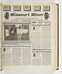 The Missouri Miner, October 26, 1994