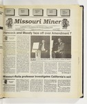 The Missouri Miner, November 09, 1994