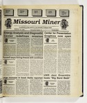 The Missouri Miner, November 16, 1994
