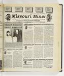 The Missouri Miner, November 30, 1994